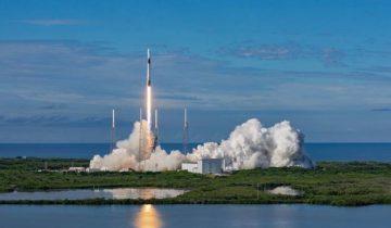 EE UU planea usar cohetes con propósito logístico en todo el mundo